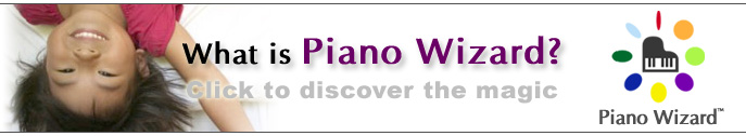 Piano Wizard quick look